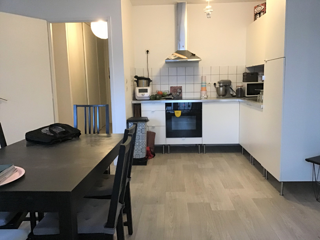 Appartement F2 - 69.46m²