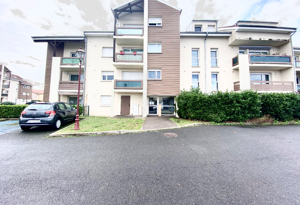APPARTEMENT DE TYPE F1 situé à WOIPPY (DISPONIBILITE AVRIL 2021)