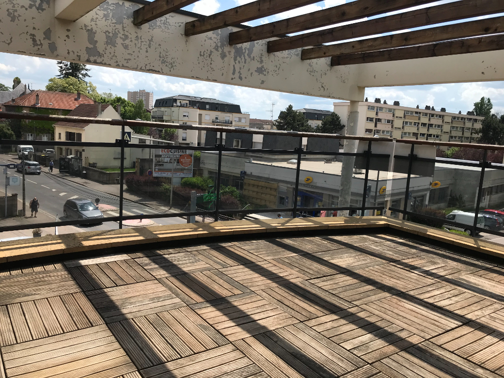 APPARTEMENT F2 - 55M2 METZ DEVANT LES PONTS - DISPONBILE AVRIL 2021 4/4