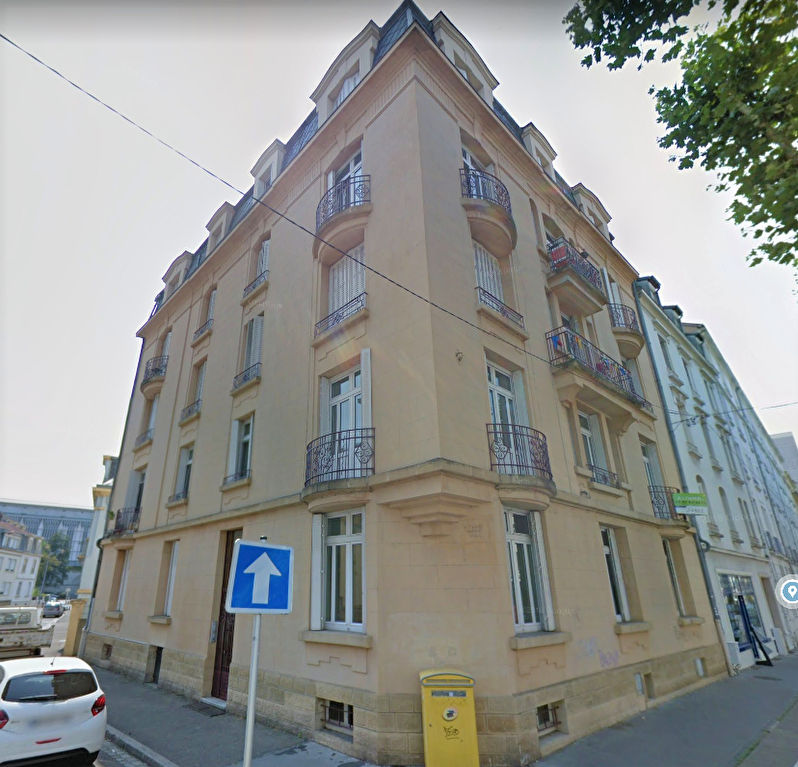 APPARTEMENT F3  METZ ST THERESE DISPONIBLE DEBUT MAI 2021